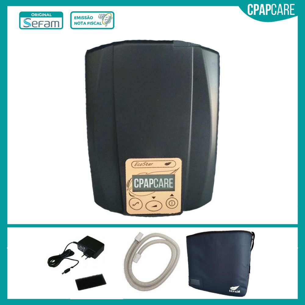 CPAP Básico EcoStar Sefam