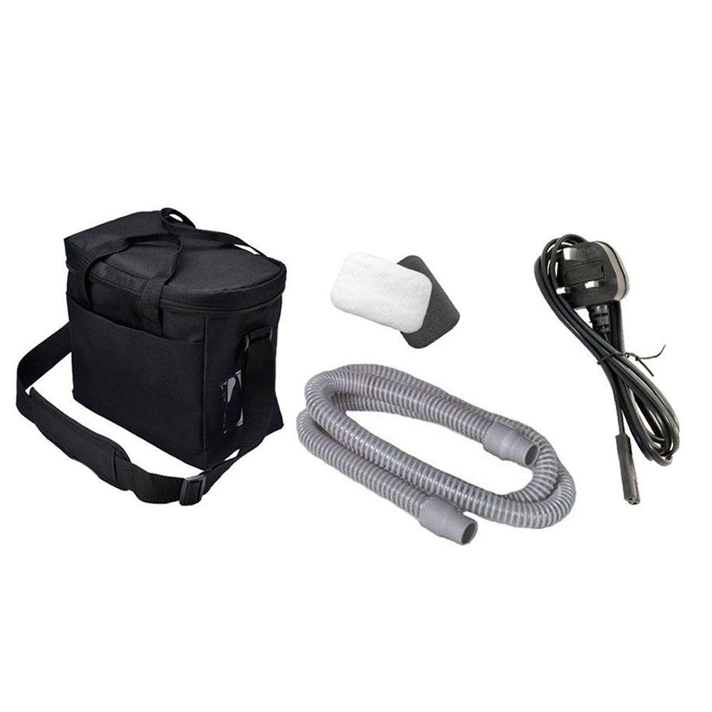 CPAP SleepCube Automático Devilbiss + Máscara F1A BMC