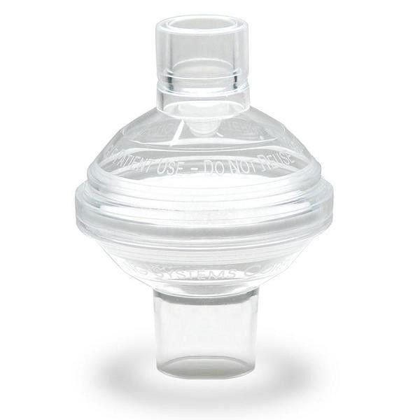 Filtro Bacteriológico Seco 22mm Philips Respironics