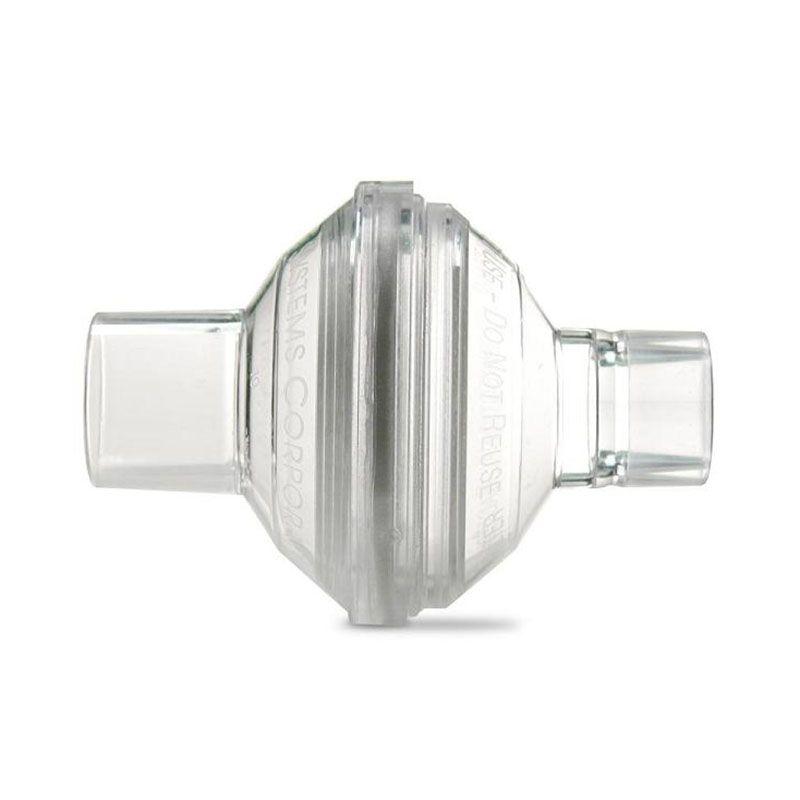 Filtro Bacteriológico Seco 22mm - Philips Respironics
