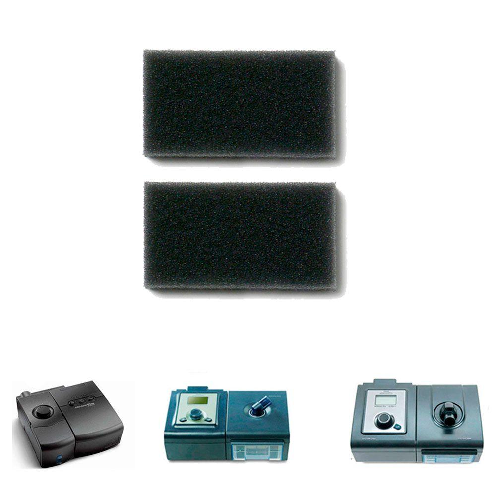 Filtro de Espuma 2cm x 4cm Original (2 unidades) - Philips Respironics
