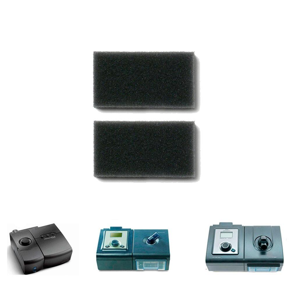 Filtro de Espuma 2cm x 4cm para M-series, System One e A30 (2 unidades) - Nacional