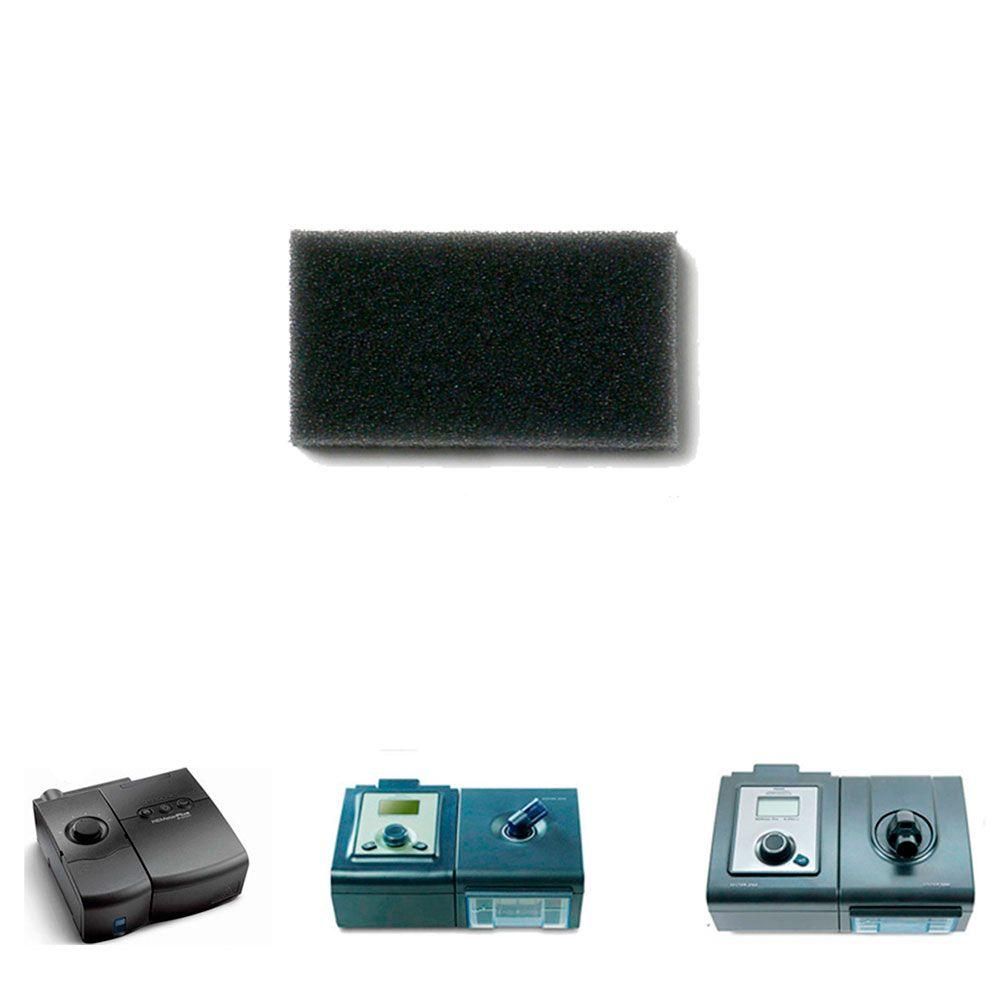 Filtro Espuma Nacional para CPAP e BiPAP MSeries (2cm x 4cm) VentCare