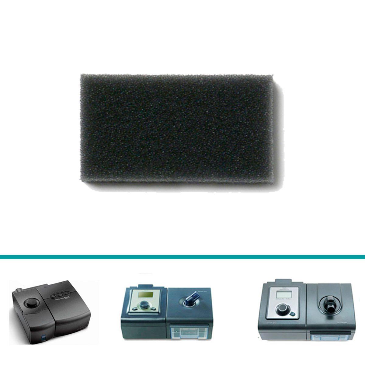 Filtro Espuma para CPAP e BiPAP Mseries (1 unidade) (2cm x 4cm) - Nacional