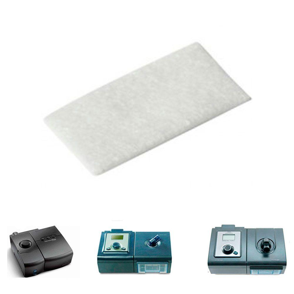 Filtro Ultrafino Nacional para CPAP e BiPAP MSeries (2cm x 4cm) VentCare