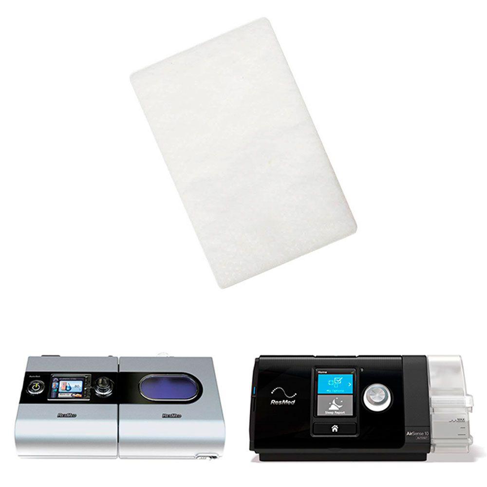 Filtro Ultrafino Nacional para CPAP e VPAP S9, AirSense 10, VPAP AirCurve - VentCare