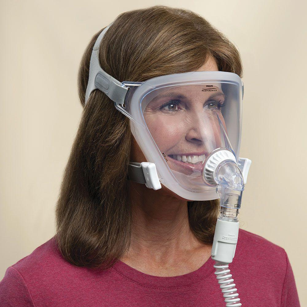 FitLife Facial Total (COM EXALAÇÃO) - Philips Respironics