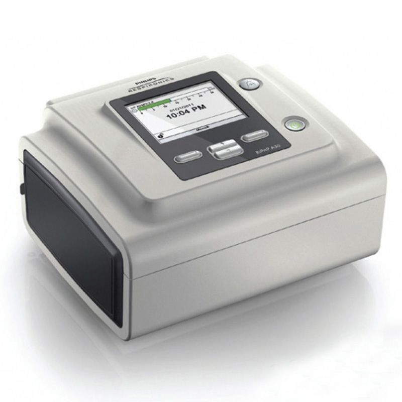 Kit BiPAP A30 + Umidificador A-Series Philips Respironics
