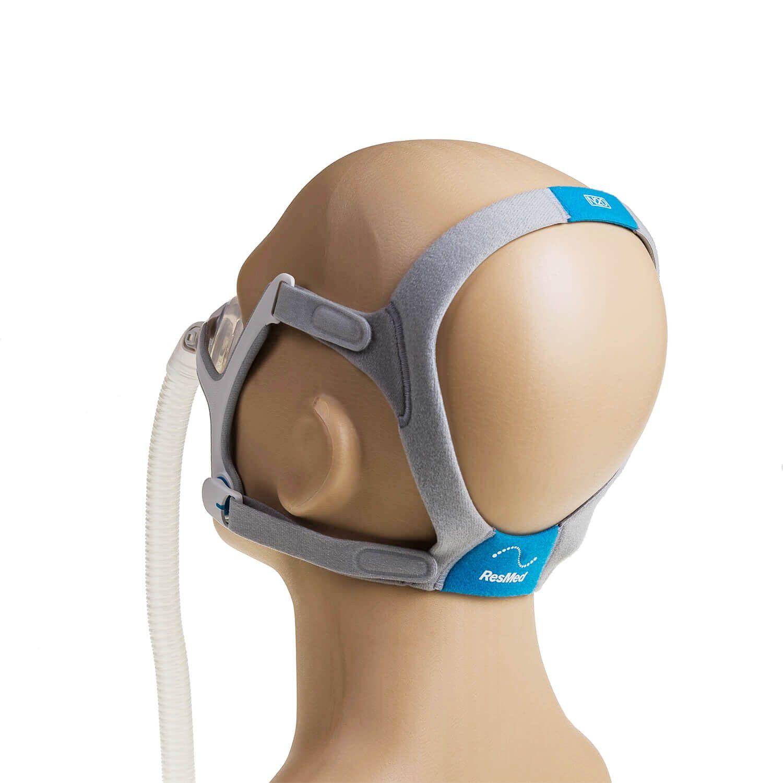 Kit CPAP Automático AirSense 10 AutoSet For Her + umidificador + Máscara Nasal AirFit N20