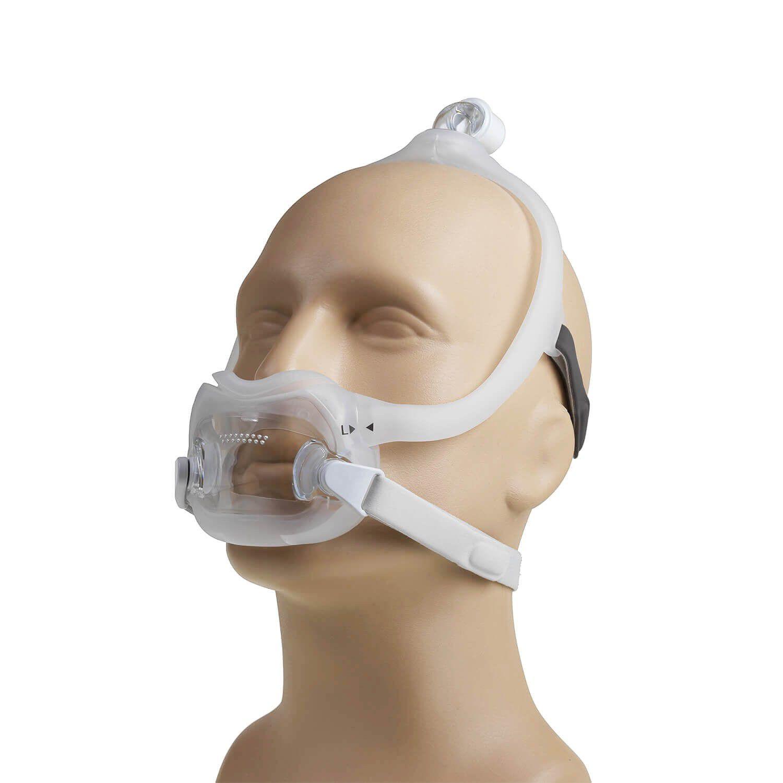 Kit CPAP Automático AirSense 10 AutoSet For Her + umidificador + Máscara Oronasal DreamWear Full