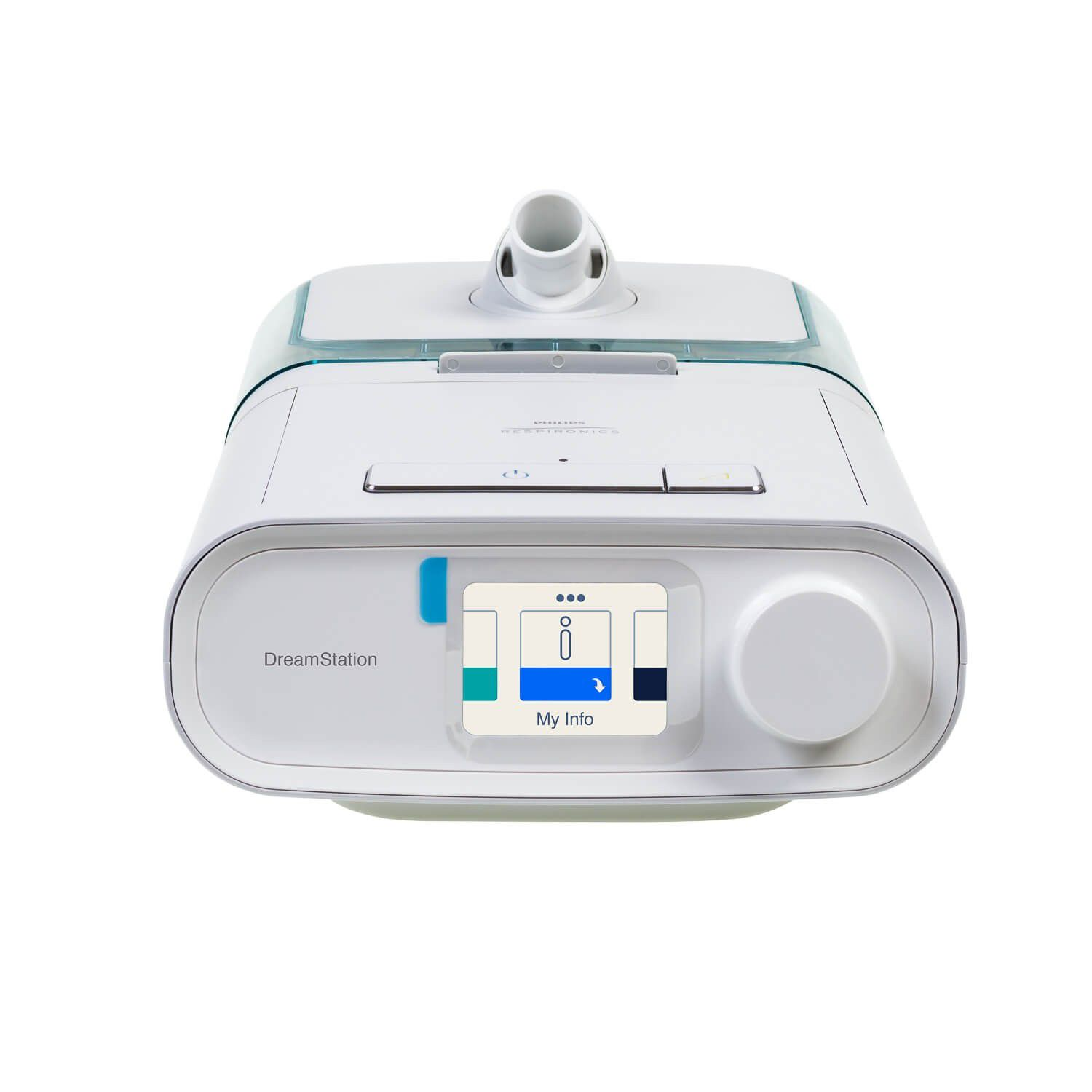 Kit CPAP Automático DreamStation com Umidificador Philips Respironics