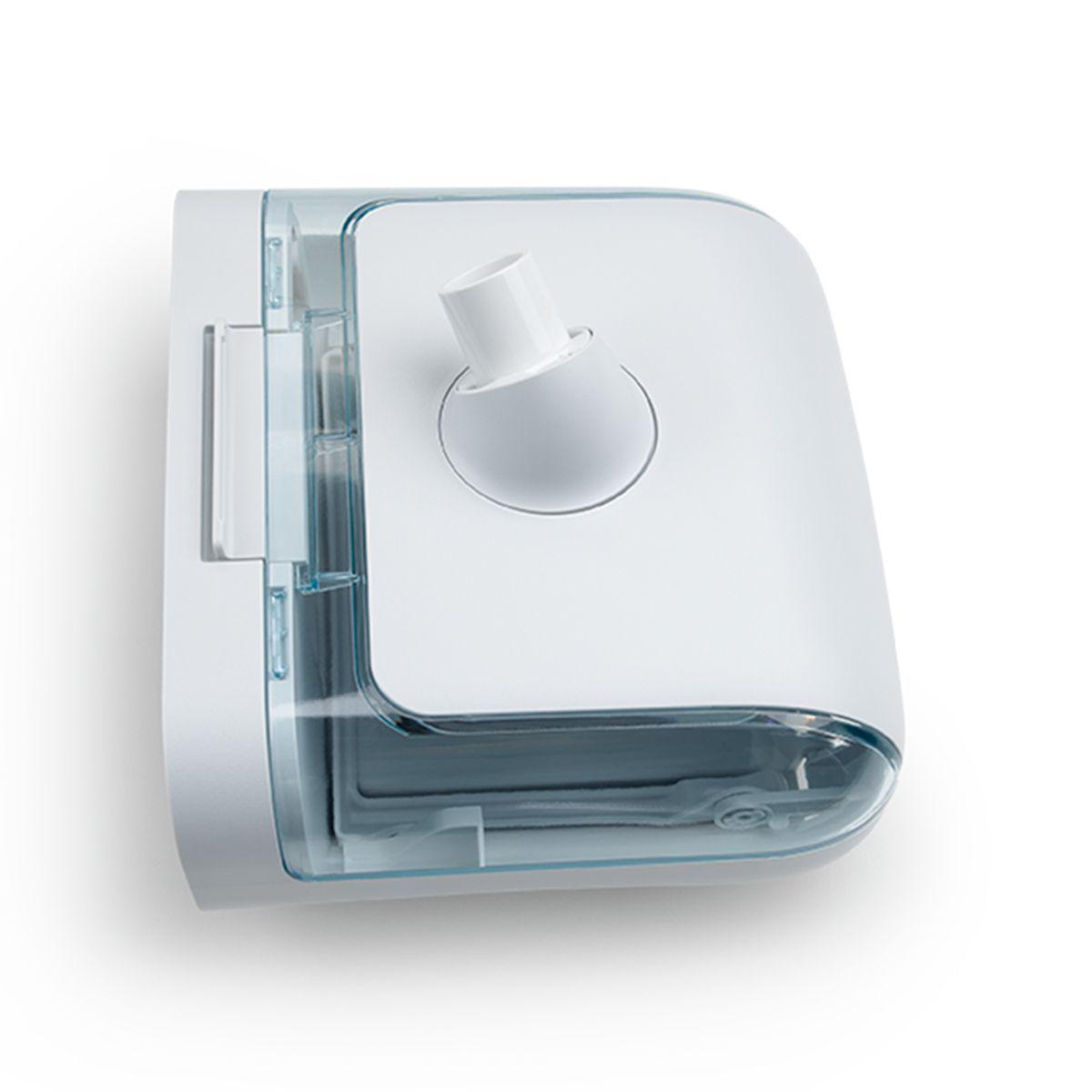 Kit CPAP Automático DreamStation + Umidificador + Máscara Amara Silicone