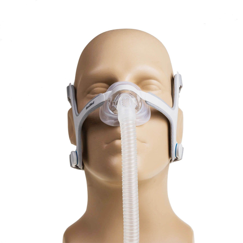 Kit CPAP Automático DreamStation + Umidificador + Máscara Nasal AirFit N20 Resmed