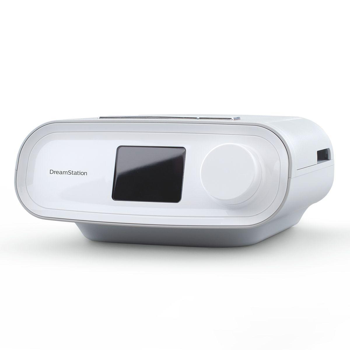 Kit CPAP Automático DreamStation + Umidificador + Máscara Nasal DreamWear Philips Respironics
