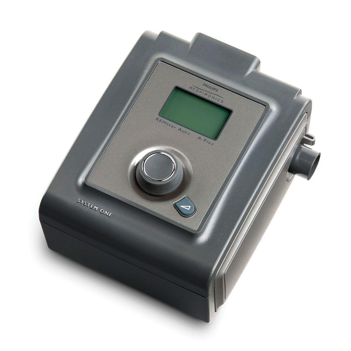 Kit CPAP Automático System One Serie 60 com Umidificador Philips Respironics