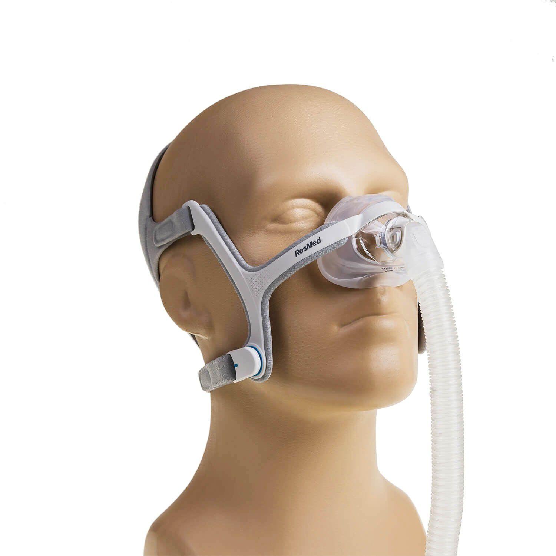 Kit CPAP Automático Yuwell + Umidificador + Máscara Nasal AirFit N20