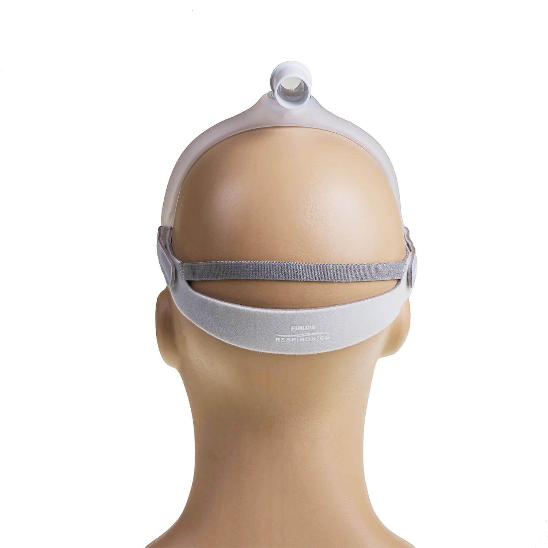 Kit CPAP Automático Yuwell + Umidificador + Máscara Nasal DreamWear