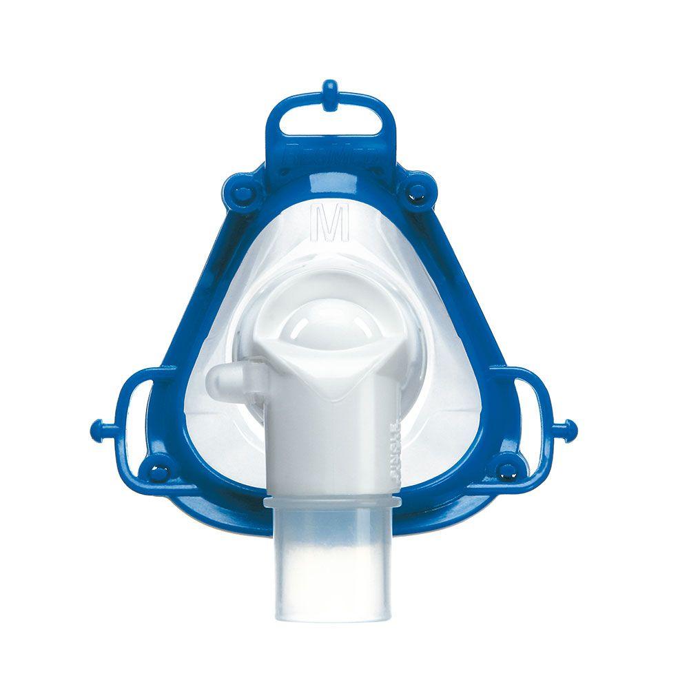 Kit CPAP Automático Yuwell + Umidificador + Máscara Nasal Hospitalar Resmed