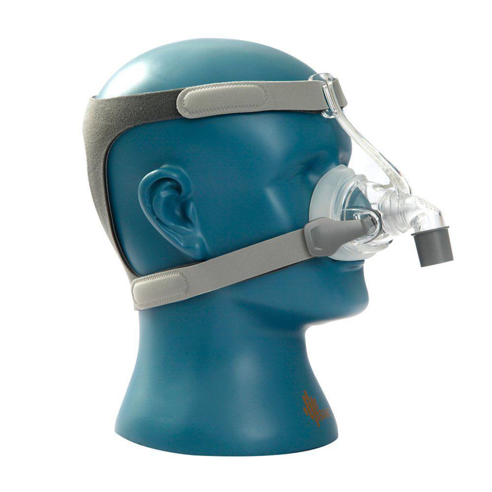 Kit CPAP Automático Yuwell + Umidificador + Máscara Nasal iVolve N4