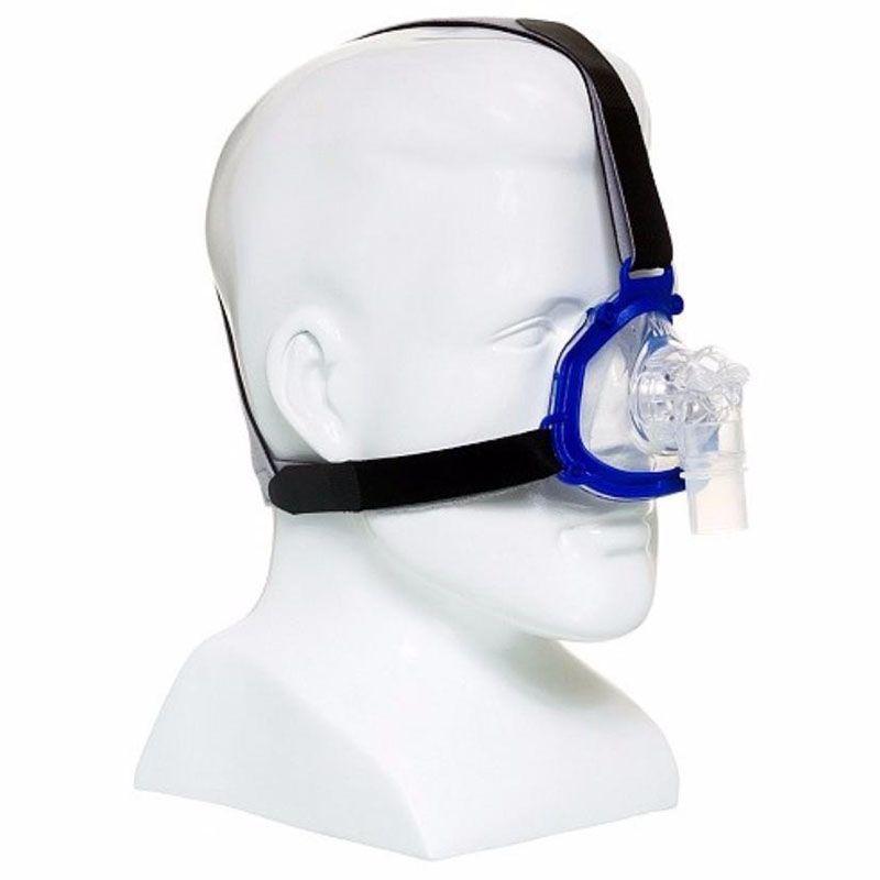 Kit CPAP Automático Yuwell + Umidificador + Máscara Nasal Meridian