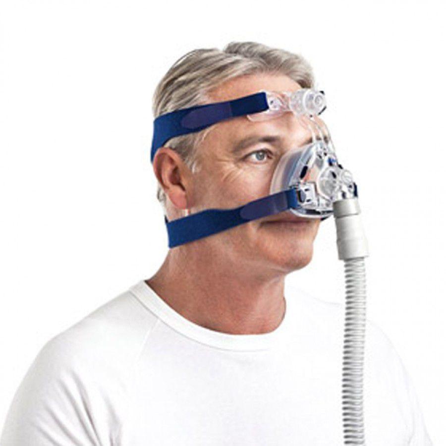 Kit CPAP Automático Yuwell + Umidificador + Máscara Nasal Mirage Activa LT