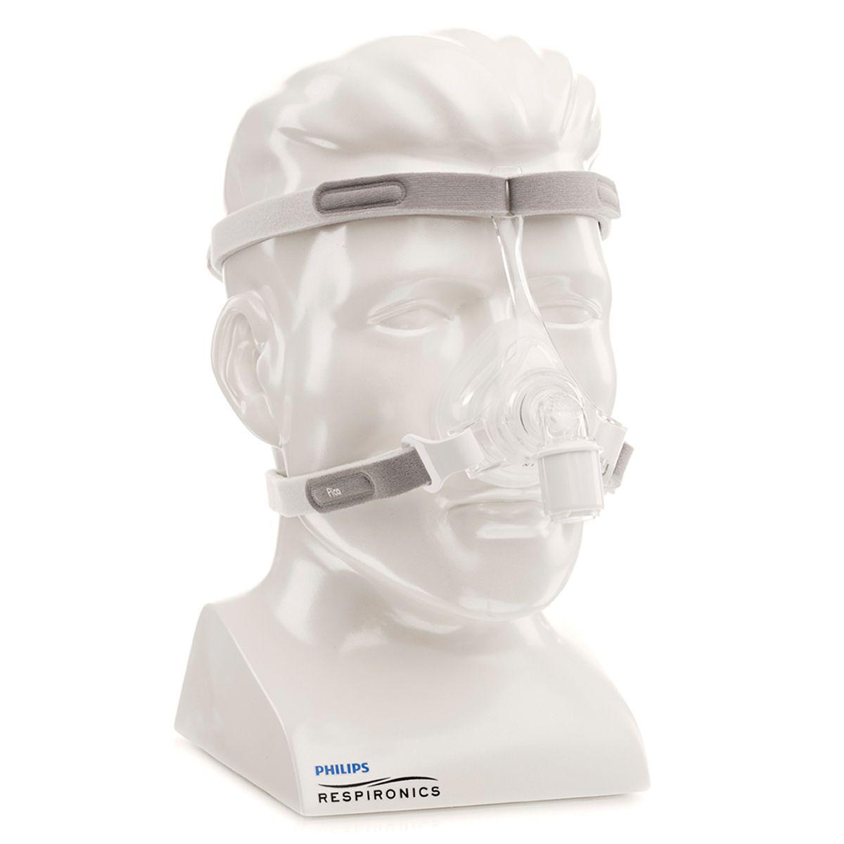 Kit CPAP Automático Yuwell + Umidificador + Máscara Nasal Pico