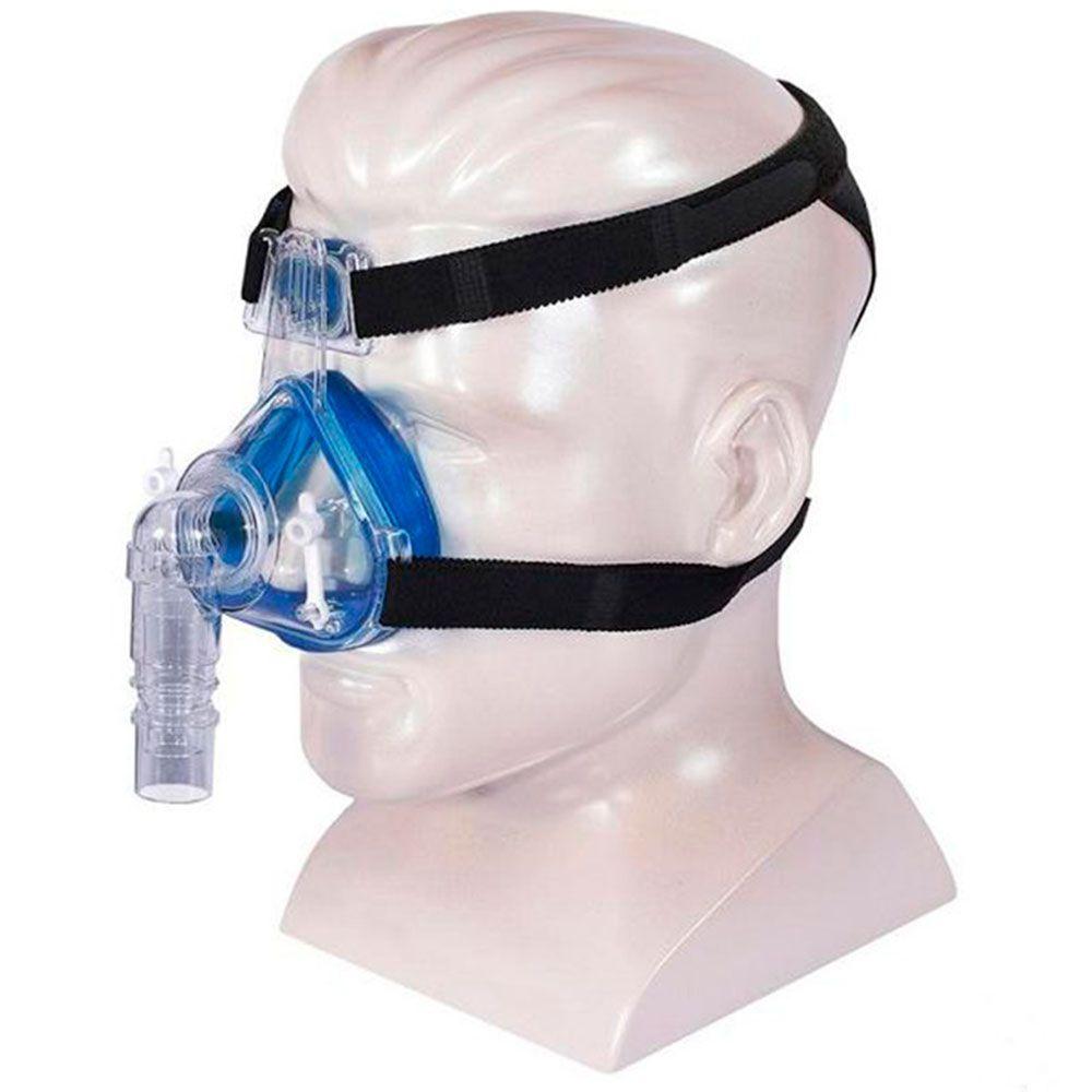 Kit CPAP Automático Yuwell + Umidificador + Máscara Nasal Profile Lite