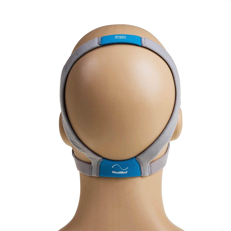 Kit CPAP Automático Yuwell + Umidificador + Máscara Oronasal AirFit F20