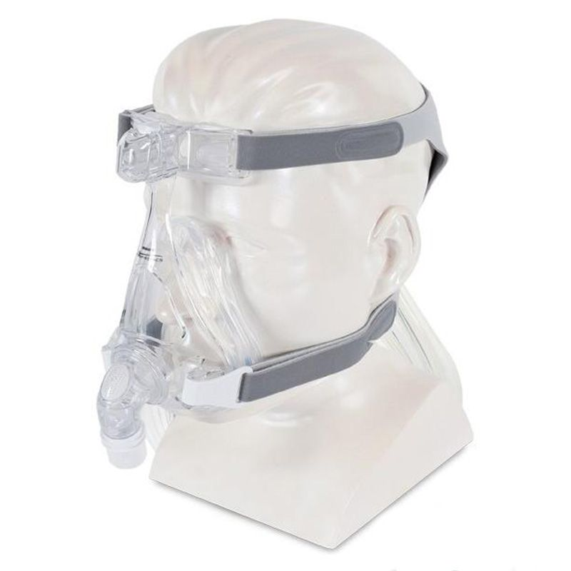 Kit CPAP Automático Yuwell + Umidificador + Máscara Oronasal Amara Silicone