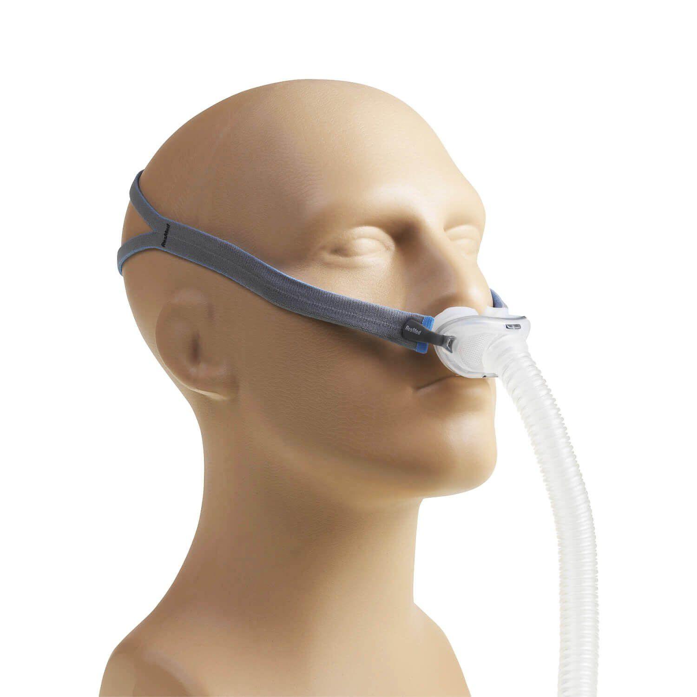 KIT CPAP DreamStar Intro + Umidificador + Máscara Nasal AirFit P10
