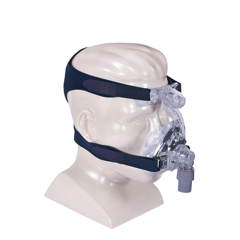KIT CPAP DreamStar Intro + Umidificador + Máscara Nasal Mirage Activa LT