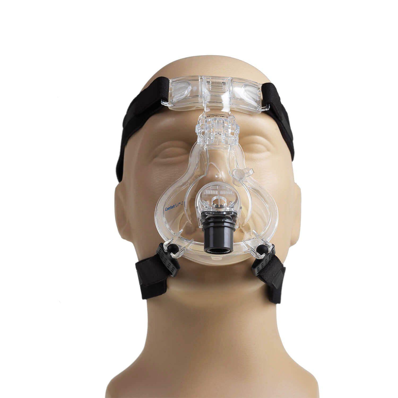 KIT CPAP DreamStar Intro + Umidificador + Máscara Oronasal ComfortFull 2