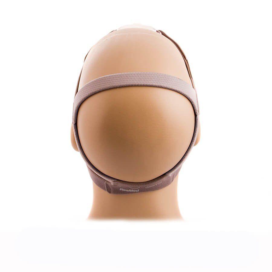 KIT CPAP DreamStar Intro + Umidificador + Máscara Oronasal Quattro Air