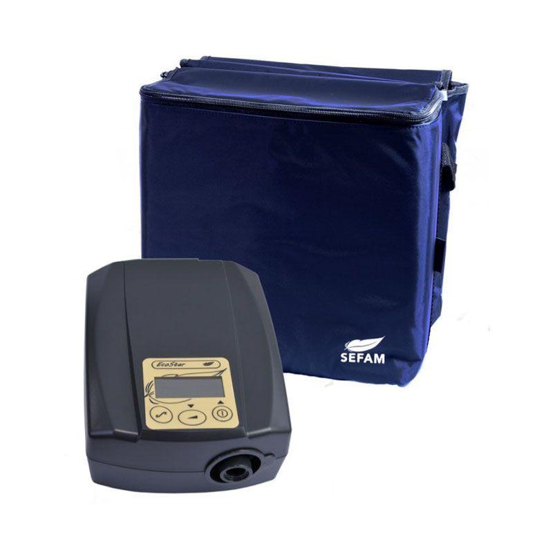 Kit CPAP Ecostar com Umidificador Sefam