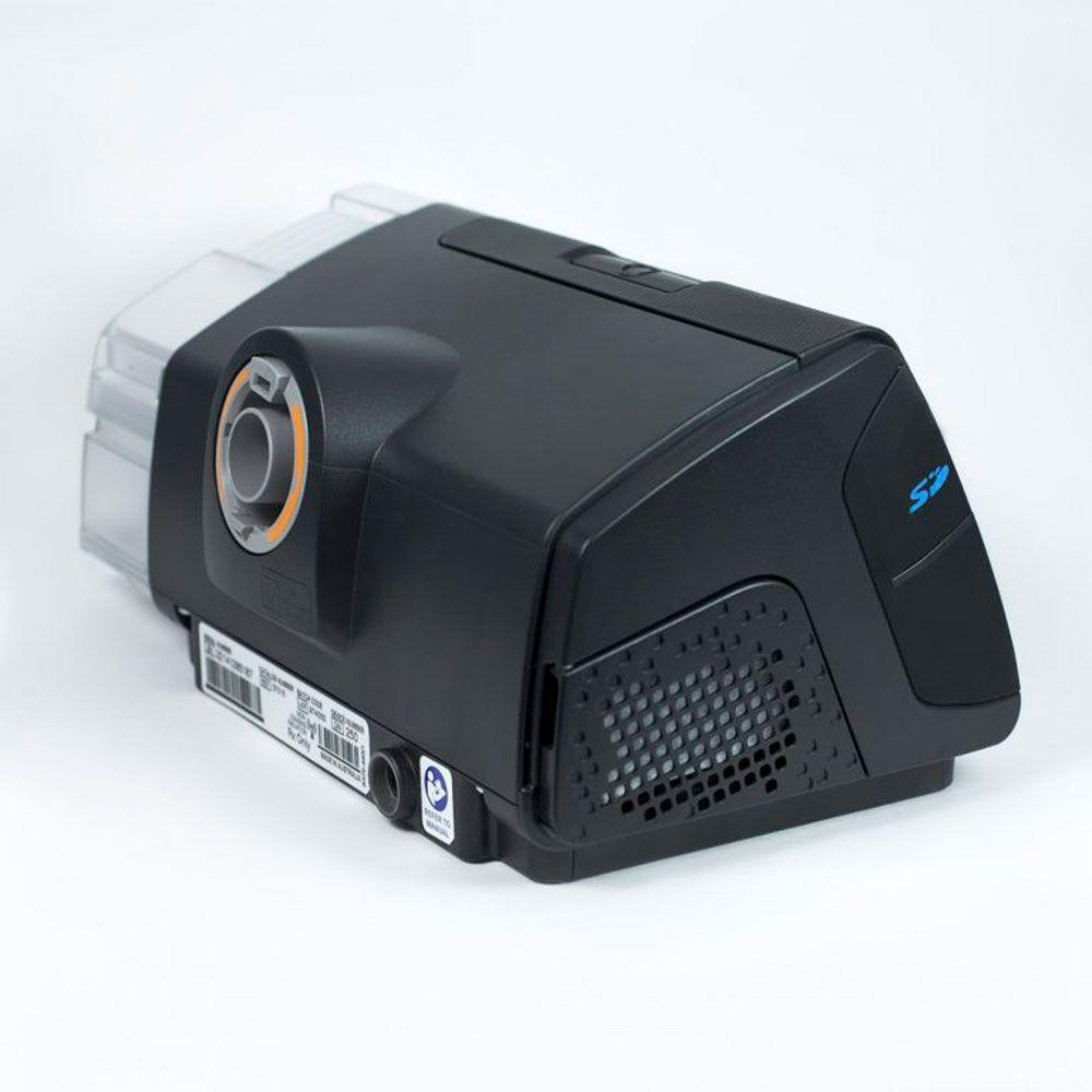 Kit CPAP Fixo AirSense 10 Elite + Umidificador + Máscara Nasal ComfortGel Blue