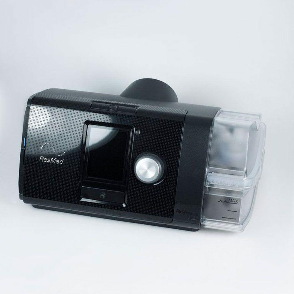 Kit CPAP Fixo AirSense 10 Elite + Umidificador + Máscara Nasal  Mirage FX