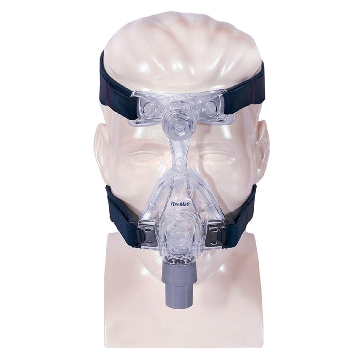 Kit CPAP Fixo Ecostar Sefam + Umidificador + Máscara Nasal Mirage Micro Resmed
