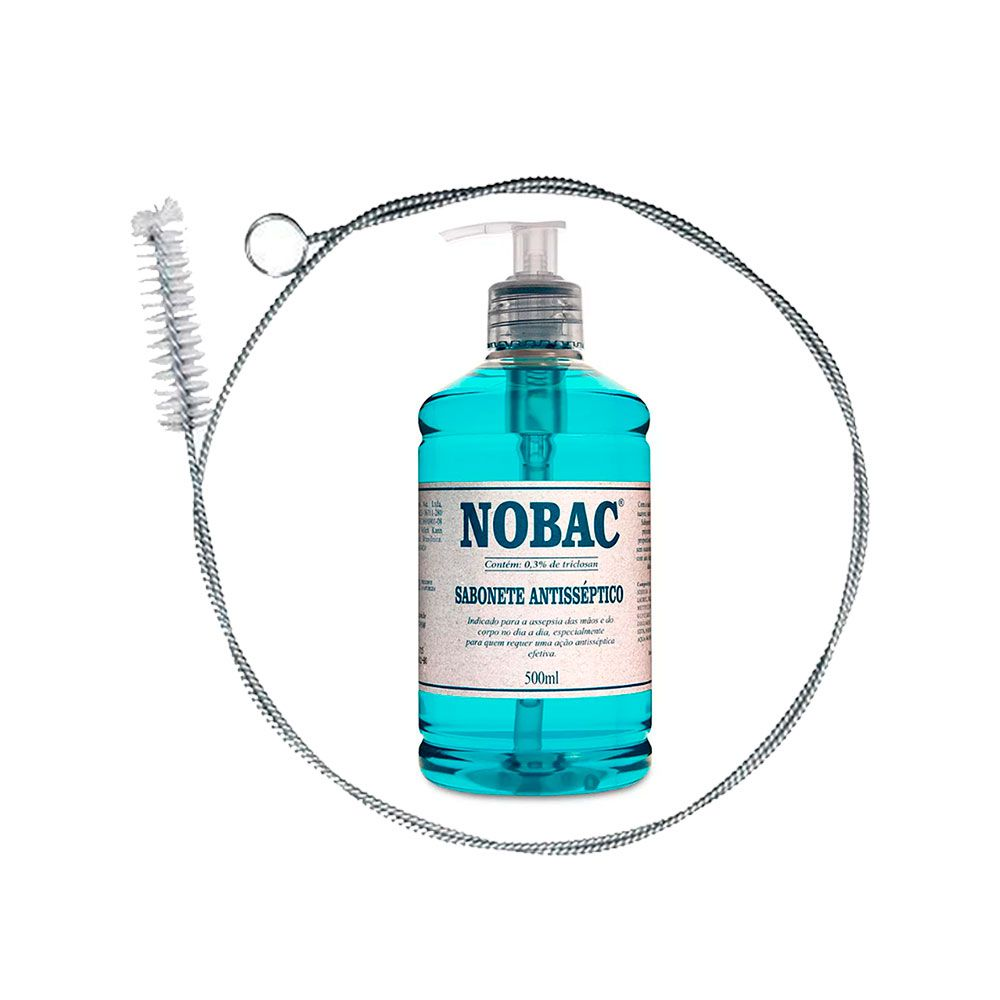 Kit Higiene Básica Para Cpap