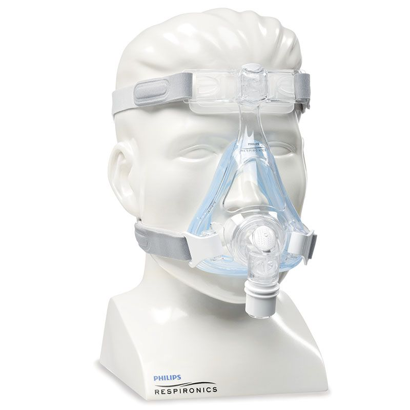 Máscara Facial Amara Gel Philips Respironics