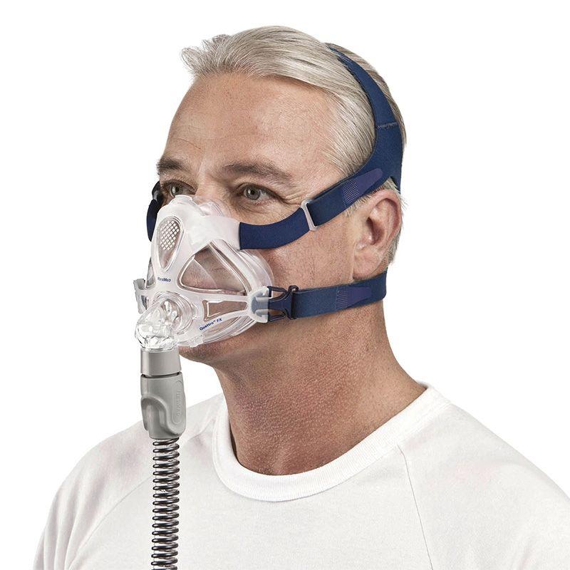 Máscara Facial (Oronasal) Quattro FX ResMed