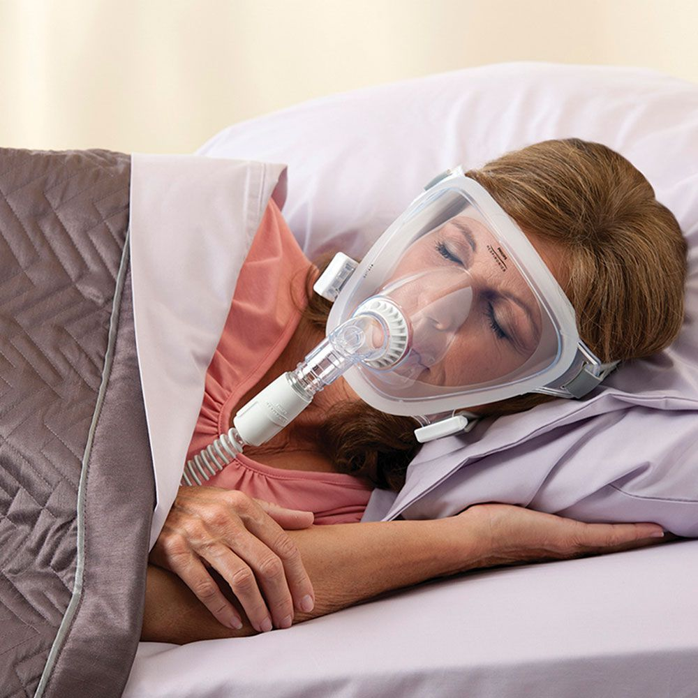 Máscara Facial Total FitLife - Philips Respironics