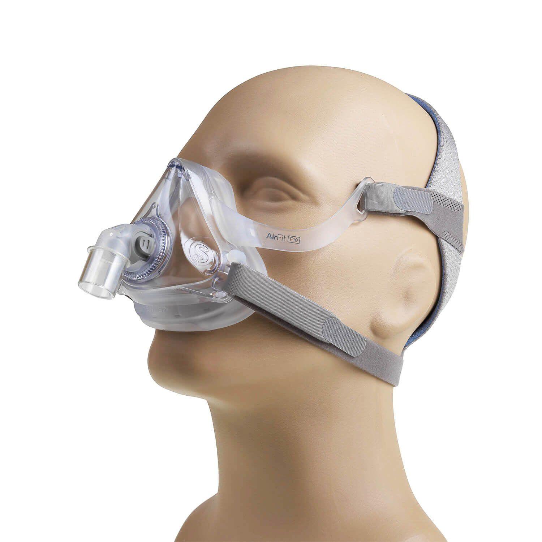 Máscara Full Face AirFit F10 - ResMed