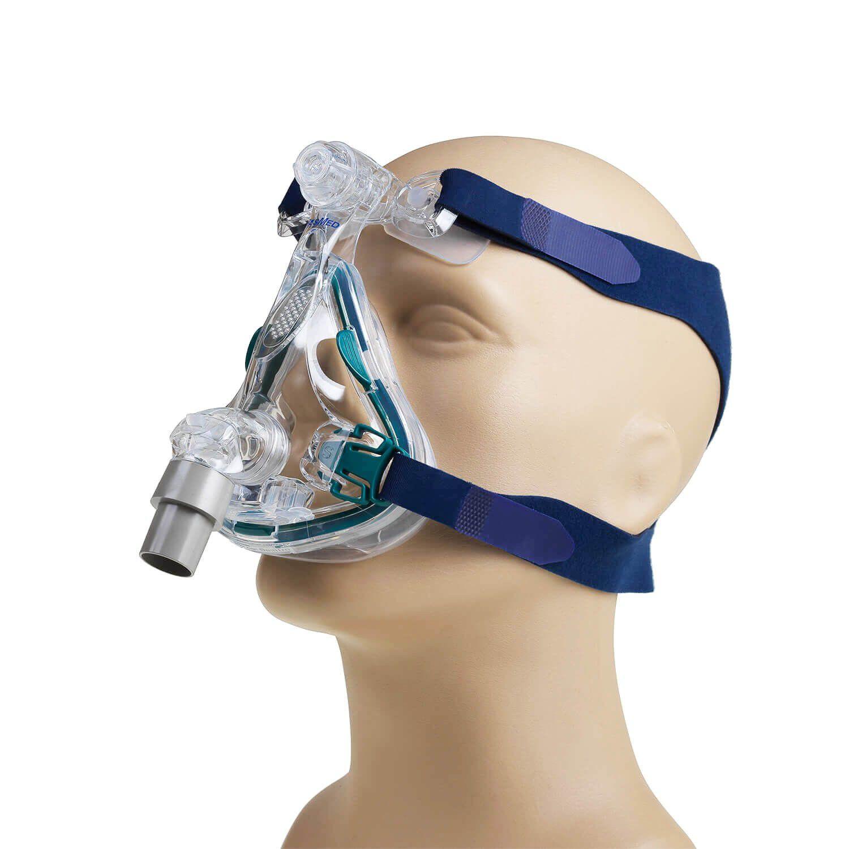 Máscara Full Face Mirage Quattro - ResMed