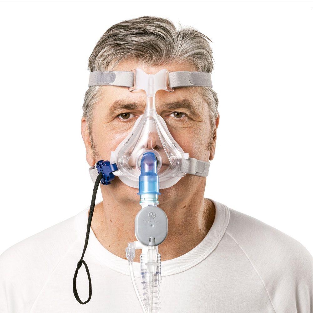 Máscara Full Face Quattro Air Não Ventilada  - Resmed