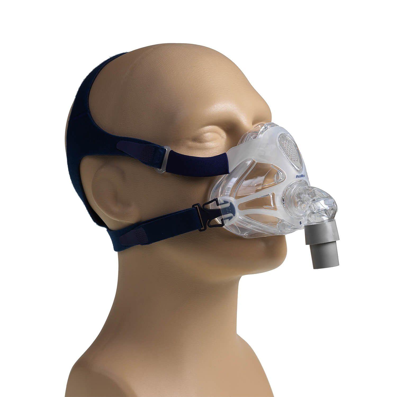 Máscara Full Face Quattro FX - ResMed
