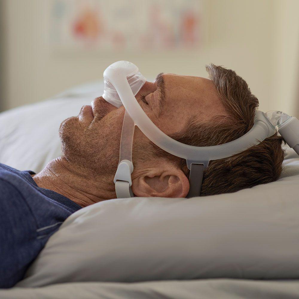 Máscara Nasal DreamWisp - Philips Respironics