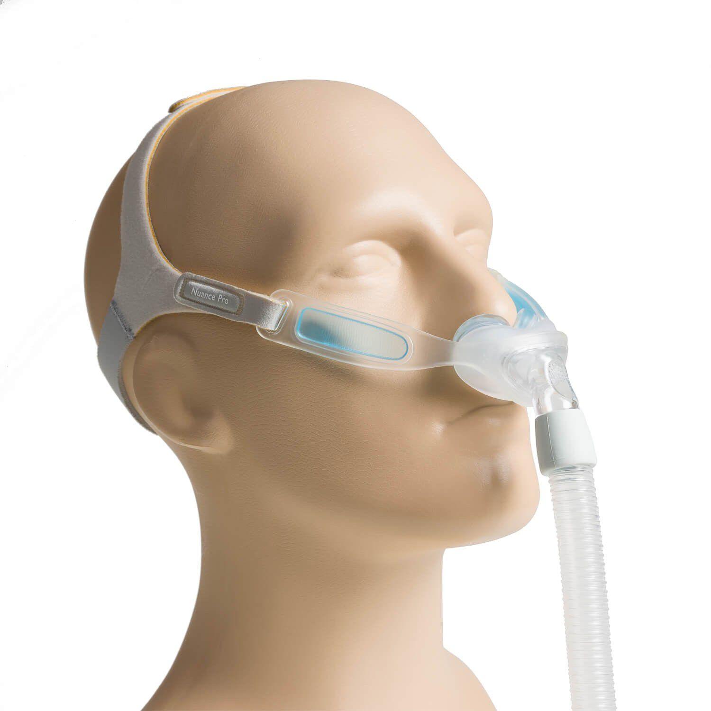 Máscara Nasal Nuance - Philips Respironics