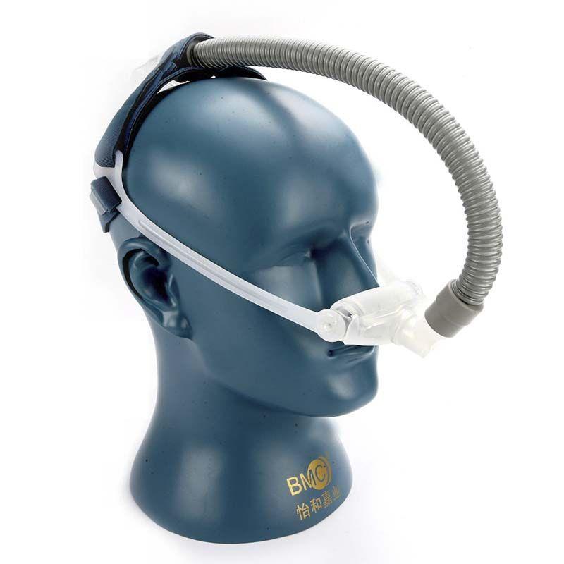 Máscara Nasal Pillow FeaLite Silicone BMC