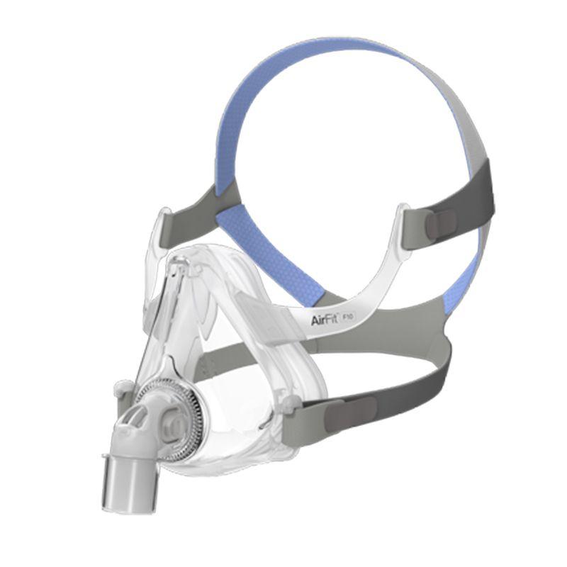 Máscara Oronasal (Facial) AirFit F10 ResMed