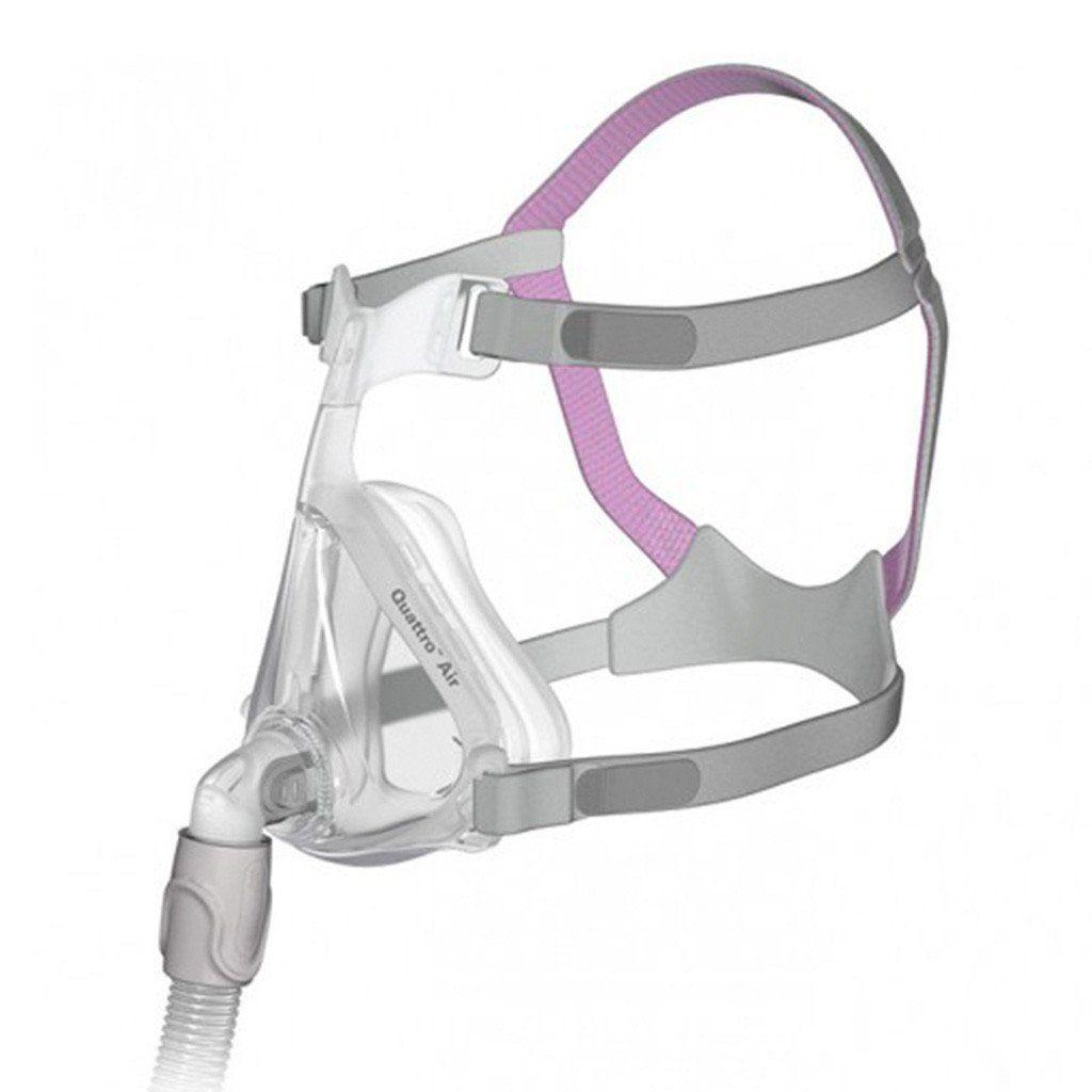 Máscara Oronasal (Facial) Feminina Quattro Air Resmed